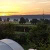 J7S au levé du soleil